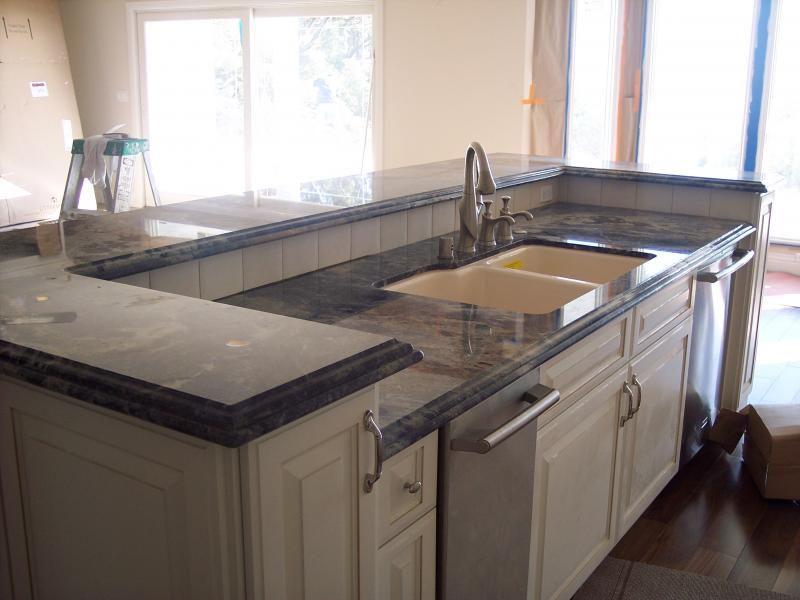 granite ogee finish